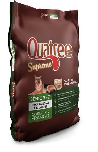 Quatree Supreme Senior MG