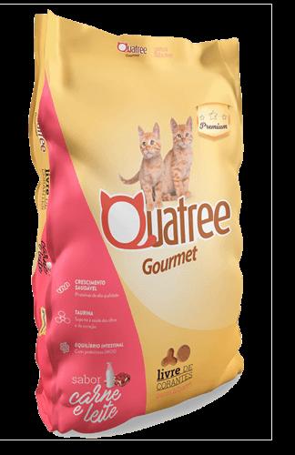 Quatree Gourmet Gatos Filhotes