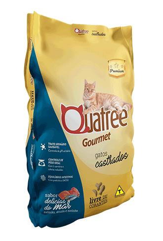 Quatree Gourmet Gatos Castrados Delícias do Mar