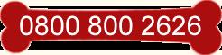 0800 0800 26 26