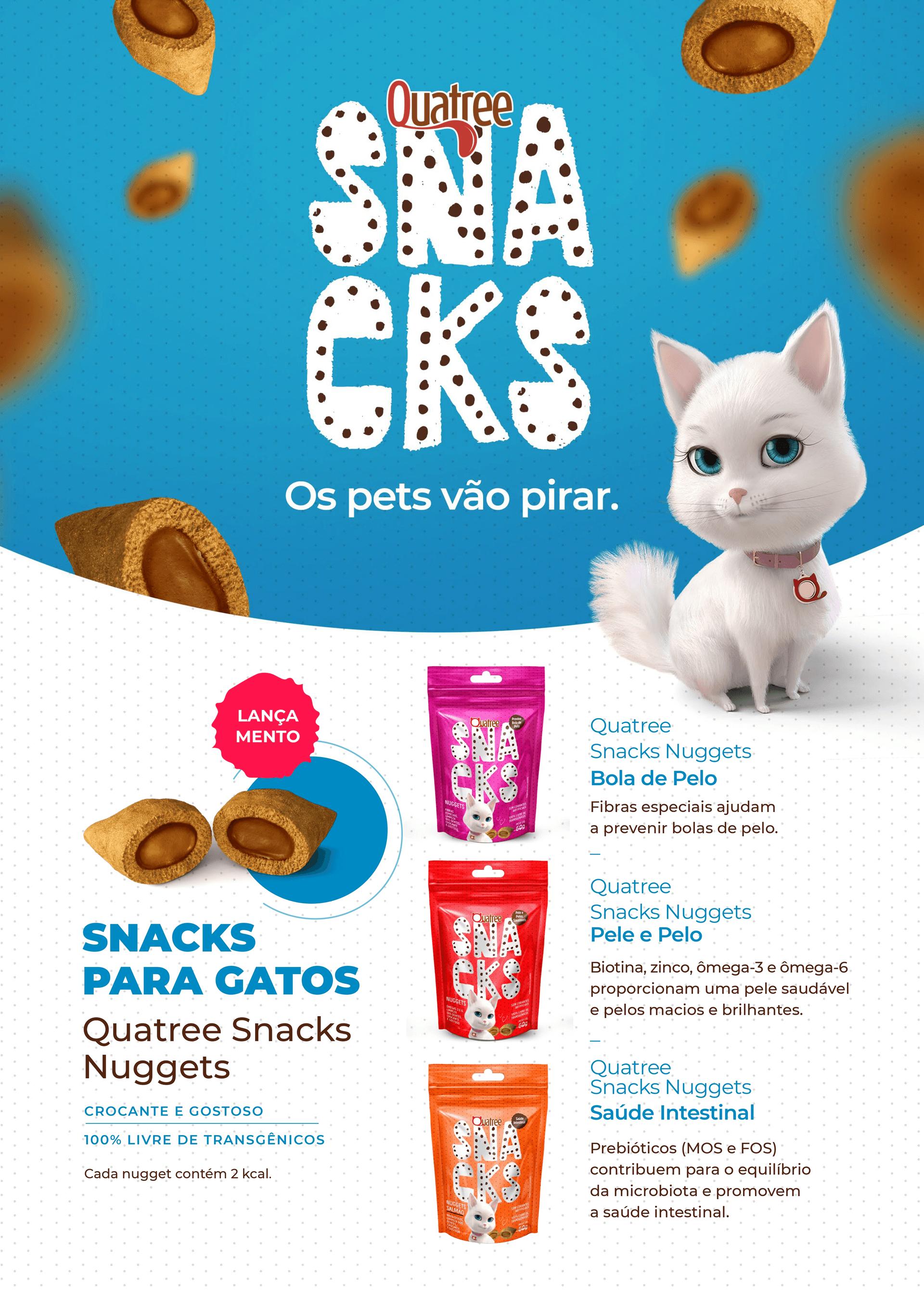 Quatree Snacks